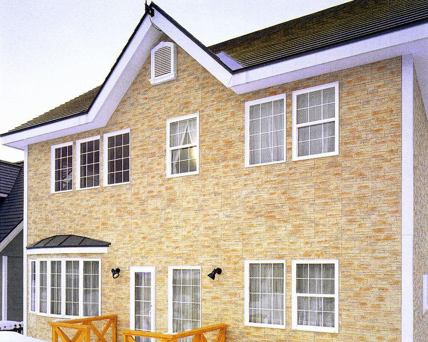 农村外墙瓷砖搭配图 外墙瓷砖效果图 农村外墙瓷砖